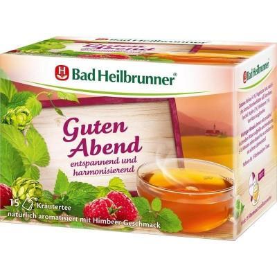 【德国UKA】Bad Heilbrunner 安神助眠茶 15 包  特价:2 46欧,约18 4元
