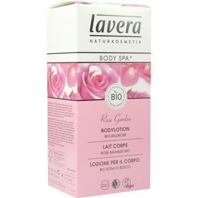 【德国UKA】 Lavera 莱唯德 身体SPA有机野玫瑰润肤乳 150ml  特价:5 69欧,约42元