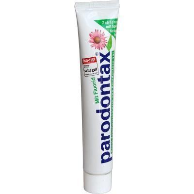 【德国UKA】 Parodontax 牙周炎牙龈护理药效含氟牙膏 75ml  特价:4 39欧,约32 7元