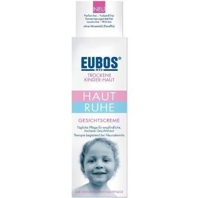 【德国UKA】EUBOS 优宝儿童高保湿面霜 预防苹果脸 30ml  特价:10 34欧,约76 6元