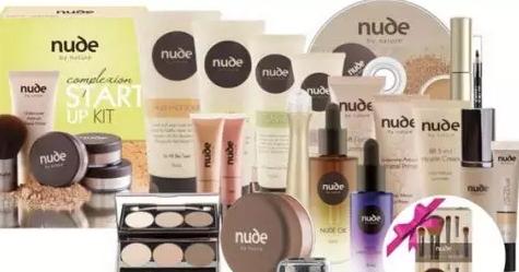澳洲第一裸妆品牌nude by nature 澳洲nude by nature产品推荐