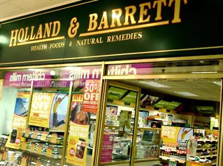 英国Holland & Barrett怎么样 Holland & Barrett保健品大盘点