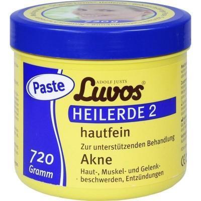 【德国UKA】 LUVOS 纯天然药泥粉灌装 清洁 去痘 去黑头 去角质 面膜粉 720g   感恩节特价:7 26欧(原