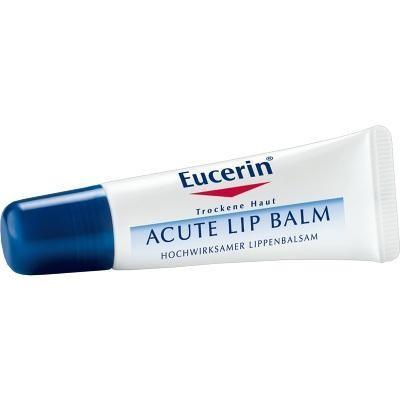 【德国UKA】 Eucerin 优色林唇部护理 10ml(滋养唇部精华乳)  感恩节特价:6 44欧(原价:7 36欧),