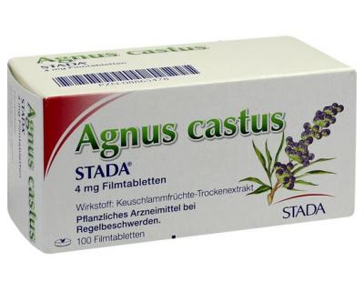 【德国UKA】 Agnus Castus 圣洁莓营养软胶囊 100粒  活动特价:8 76欧(原价:10 01欧),约64 76元