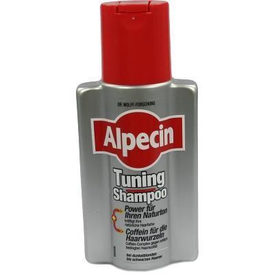 【德国UKA】Alpecin 阿佩辛 润黑咖啡因洗发露 200 ml  特价:7 64欧,约57 4元