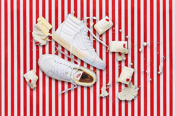 Vans与ACU合作款上市发售 鞋子玩转食物主题