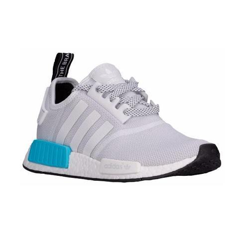 成人可穿!Adidas 阿迪达斯 NMD 大童款时尚跑鞋 $94 99(约676元)