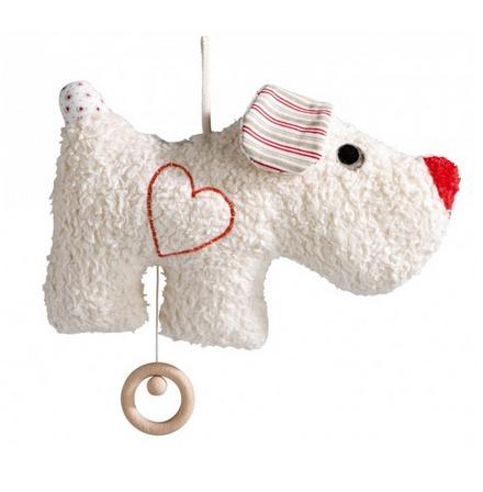 【凑单品 满额包邮】JAKO-O 婴儿床挂饰毛绒狗狗