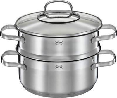 【德国EM】Rösle宜施乐 蒸锅(多重优惠+全额税补)€54 95(约¥407)