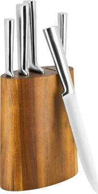 【德国EM】Kuppels刀座 Acacia系列 6件套 €51 95(约¥384)