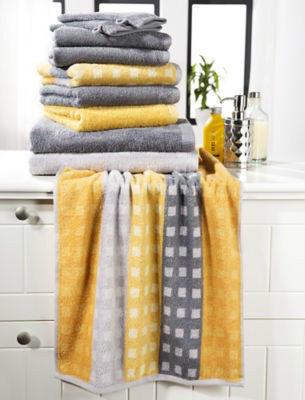 【德国EM】 有机全棉 毛巾套装 10件 多色可选(多重优惠+全额税补) €28 45(约¥210)