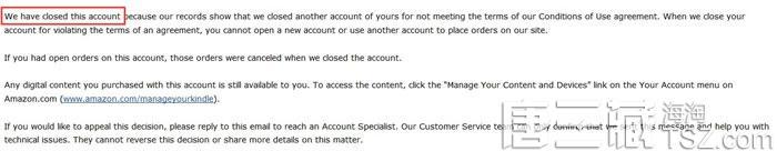 你的错误我来学!美国亚马逊账号被封怎么办?