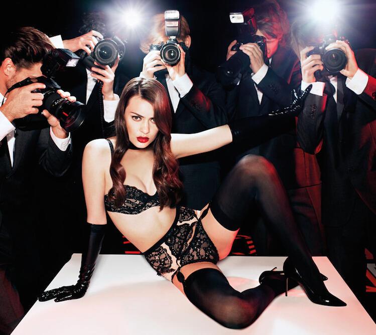 海淘女士内衣尺码攻略,以Victorias Secret维密内衣尺码为例