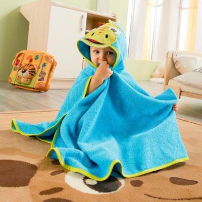 【德国EM】KINDERBUTT 斗篷浴巾 深蓝色(多重优惠+全额税补)  €15 95(约¥118)