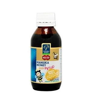 kiwistarcare买五送一最后几小时!Manuka Health 蜜纽康儿童蜂蜜汁止咳糖浆 仅NZ$22 50(约¥110 25)