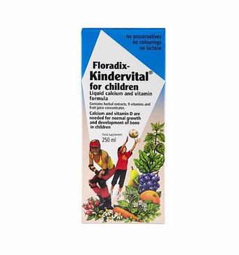 父母最想买给孩子的十种新澳保健品!