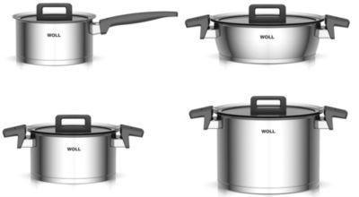 【德国EM】Woll 弗欧 概念系列 锅具8件套(多重优惠+全额税补) €229 95(约¥1680)