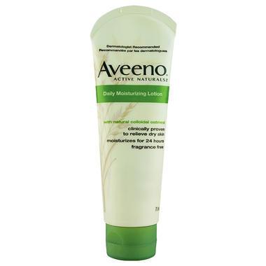 Aveeno 每日天然滋养保湿润肤露 71ml