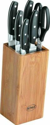 【海淘好价,单件免邮】Rösle 刀具套装 7件套(多重优惠+全额税补)  €124(约¥905)