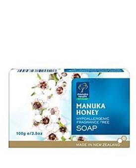 今日特价!Manuka Health MGO 250+ 麦卢卡蜂蜜香皂 100g