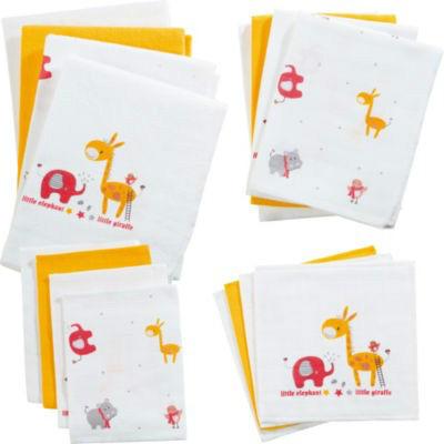 【好价满额免邮】Baby Butt 宝宝毛巾组合套装 超值16件套(多重优惠+全额税补)
