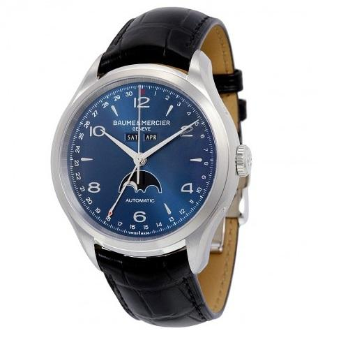 Baume and Mercier 名士 Clifton系列 男士机械表 $1925(约13642元)