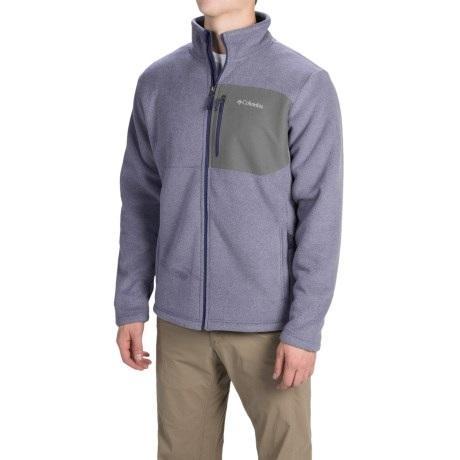 Columbia 哥伦比亚 Teton Peak 男士长袖抓绒衫 $39 99(约292元)