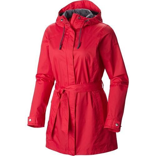Columbia 哥伦比亚 Pardon My Trench 女士连帽雨衣夹克 $52 46(约382元)