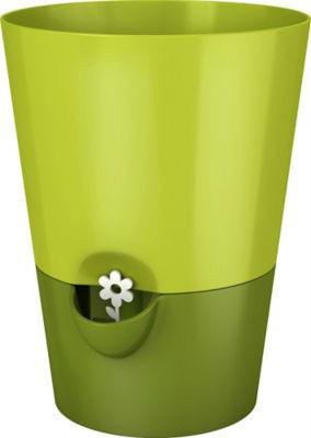 【海淘好价,凑单免邮】Emsa爱慕莎 鲜草系列自动浇水提醒花盆 多色可选(多重优惠+全额税补)