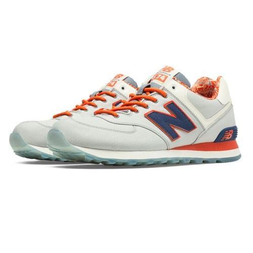 New Balance 新百伦 574 男士复古休闲鞋 $38 69(约282元)