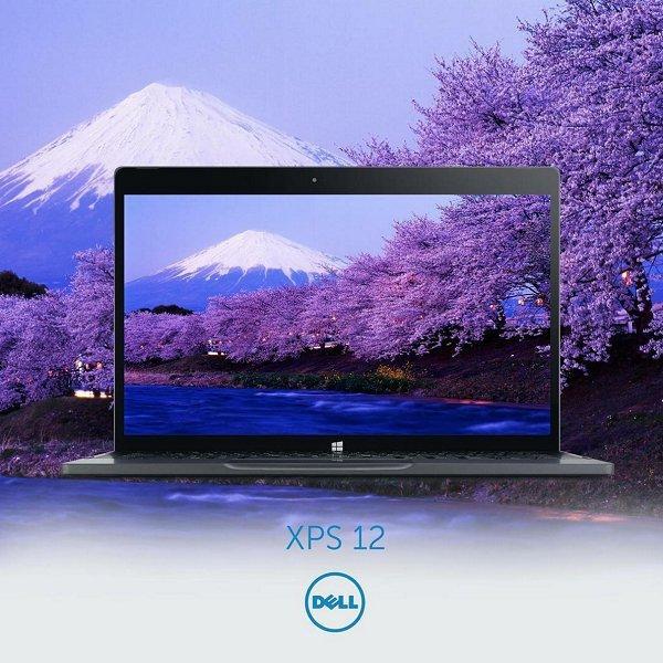 Dell戴尔XPS9250 12 5寸二合一触屏笔记本 码后特价$609 99,转运到手约4359元