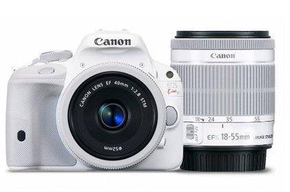 Canon佳能EOS Kiss X7单反带双镜头套装(支持中文 18-55mm 40mm STM) 新降49800日元 约¥2936