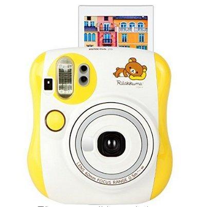 Fujifilm富士拍立得instax mini 25轻松熊相机 新降新低价7381日元 约¥437
