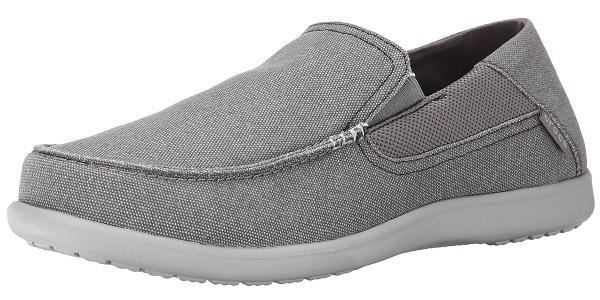 【中亚Prime会员】Crocs Santa Cruz 2 男士帆布乐福鞋 190元(到手价)