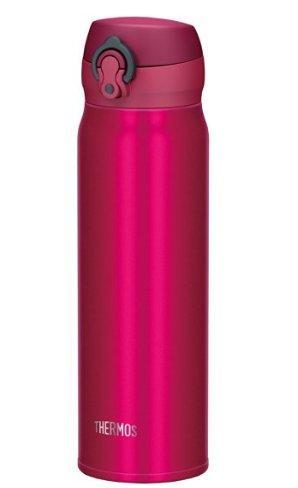 THERMOS 膳魔师JNL-602不锈钢保温杯 枚红色 新降特价2261日元 约¥135