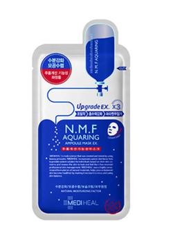 【美迪惠尔新肌美颜尾牙季】N M F水润保湿面膜 10片 3件¥204 2