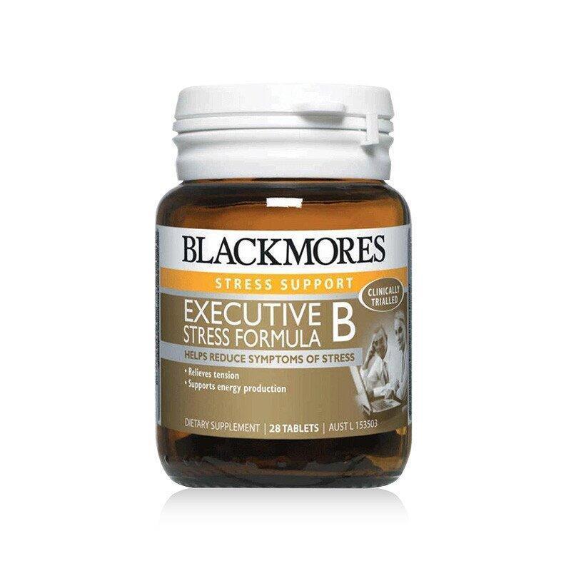 澳大利亚澳佳宝Blackmores 维生素B族舒缓压力片62片 瓶