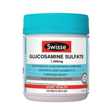 Swisse 氨基葡萄糖 180粒 (缓解骨关节炎的症状)