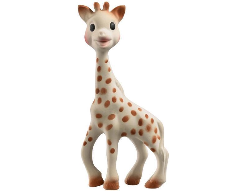 超级年货节【包邮装】Sophie la girafe 苏菲长颈鹿牙胶 1只  海淘包邮价:125元