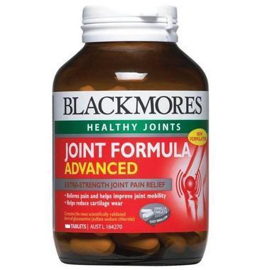 Blackmores 氨糖软骨素关节灵加强型 60粒(缓解关节疼痛 减少软骨组织磨损)