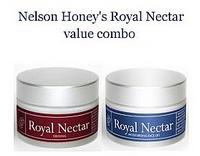 Royal Nectar 蜂毒面膜&amp紧致提升面霜套装