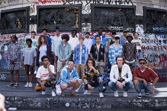 CLOT 2017春夏系列正式发售