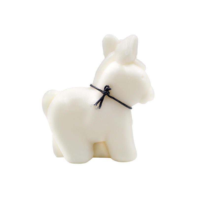 海豚村【包邮装】Anes&ampSens 天然驴奶皂 150g(小驴子造型 自然香型)