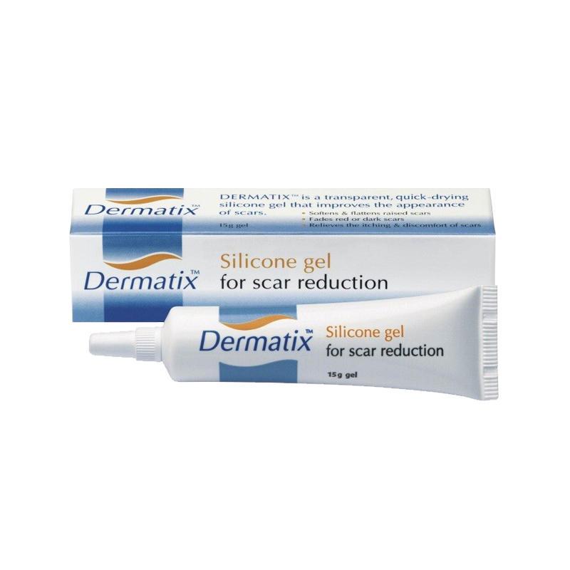 海豚村【包邮装】Dermatix 舒痕祛疤凝胶 15g