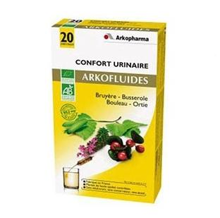 Arkopharma 艾蔻 泌尿健康营养液 300ml