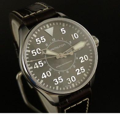 汉密尔顿男士手表价格? 汉密尔顿男士手表推荐
