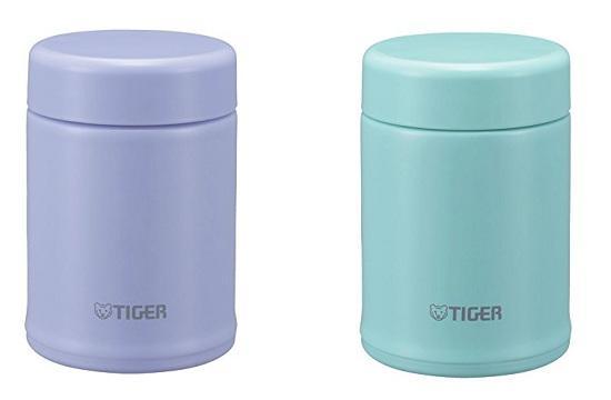 【中亚Prime会员】Tiger 虎牌 不锈钢真空焖烧杯 250ml 166元(到手价)