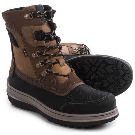 Ecco 爱步 Roxton Gore-Tex 男士防水雪地靴 $104(约753元)