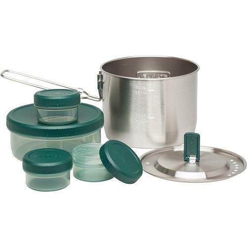 【中亚Prime会员】Stanley 史丹利 探险系列 不锈钢烹饪罐套锅 156元(到手价)